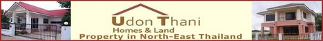 Udon Thani Homes & Land: Property in North-East Thailand